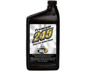 BG 245 Premium Diesel Fuel System Cleaner Review