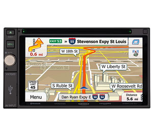 Jensen VX7020 6.2 inch LCD Multimedia Touch Screen Double Din Car Stereo Receiver Review