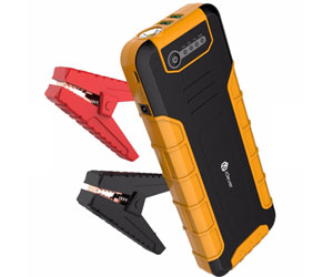 iClever 20000mAh Car Jump Starter Review
