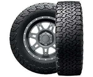 BFGoodrich Mud-Terrain T/A KM2 All-Terrain Radial Tire Review