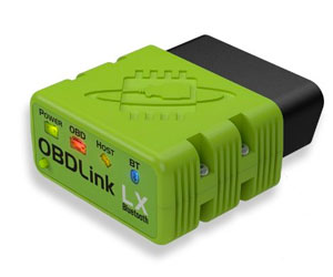 ScanTool OBDLink LX Bluetooth: Professional Grade OBD-II Automotive Scan Tool for Windows and Android Review
