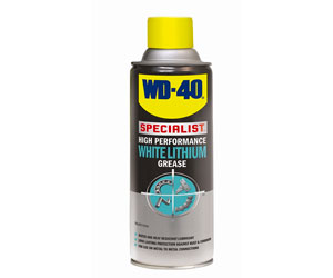 WD-40 Specialist Protective White Lithium Grease Spray Review