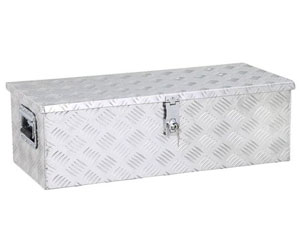 Yaheetech 30 x 13 Aluminum Tool Box w/Lock Pickup Truck Bed Storage Review