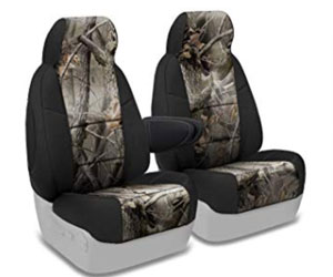 Coverking Custom Fit Front 50/50 Bucket Seat Cover for Select GMC Sierra 1500/2500 Models Review
