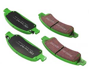 EBC 7000 Series Greenstuff Brake Pads Review