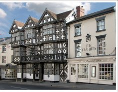 A three day, two night break staying in Ludlow - the most beautiful town in England. You stay in Ludlow most famous hotel - The Feathers and chose a different walk each day.