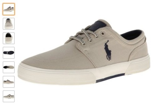 Polo Ralph Lauren Faxon Sneakers