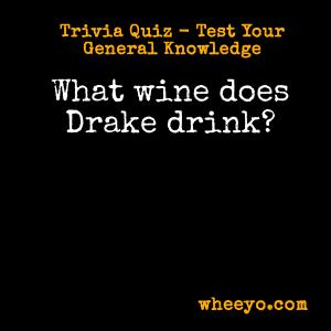 Wine Trivia Questions_Drake