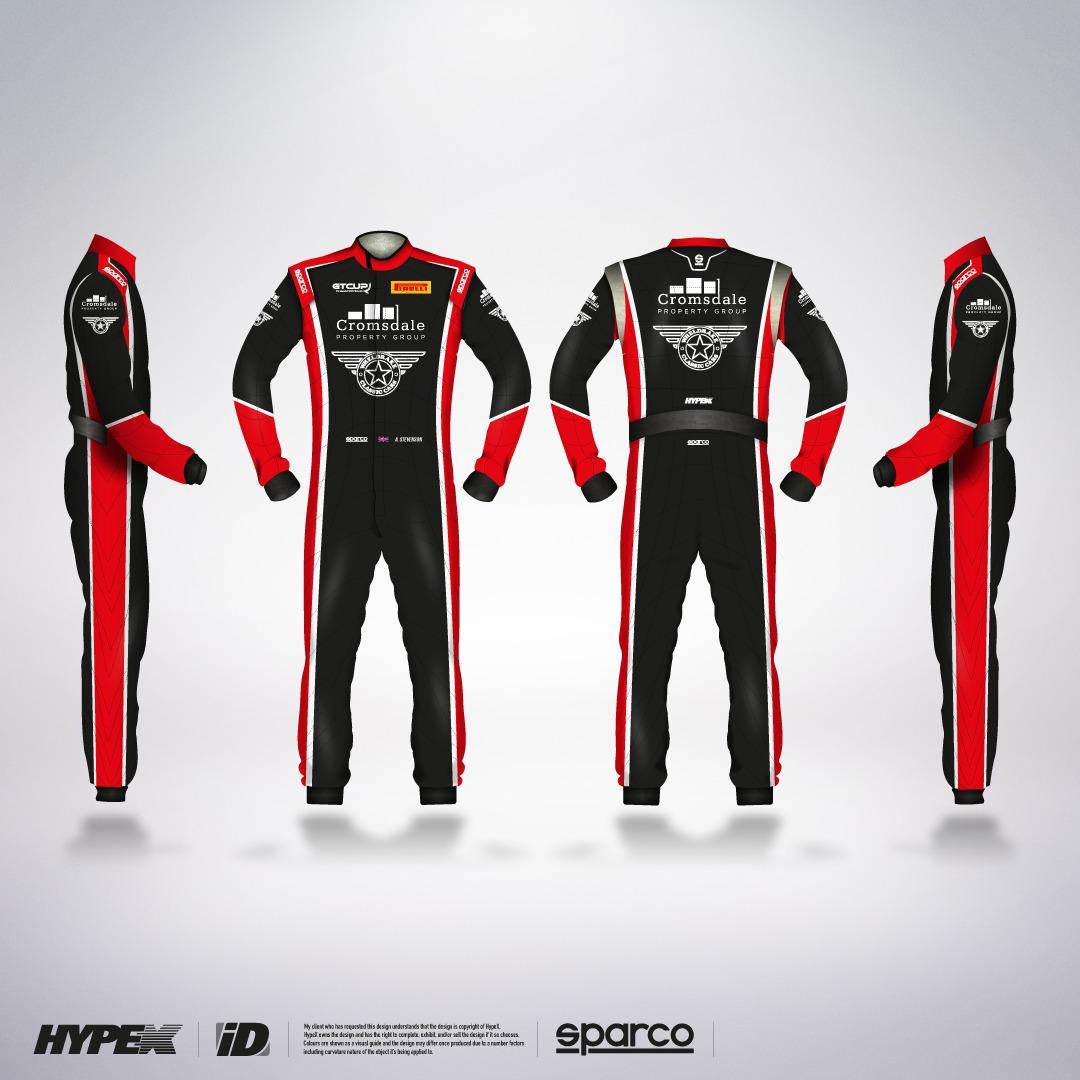 2021 Racing Suit Design