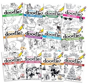 DoodleBooksCovers