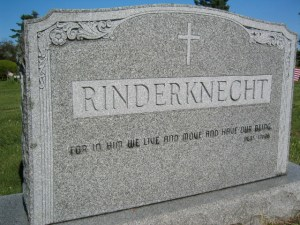 rinderkencht-headstone