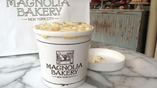 Magnolia Bakery NYC Banana Pudding