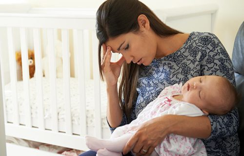 Getting Over Mother's Guilt – is this normal?