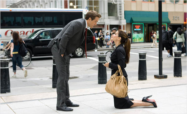 Top 3 Funny Scenes in Movie The Proposal