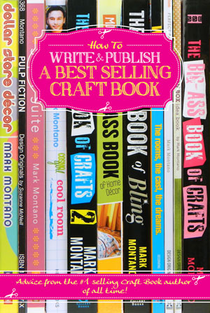 How to Write a Best Selling Craft Book