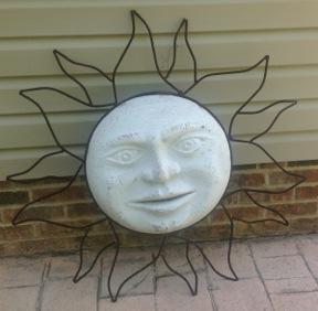 Mosaic Sun How 1