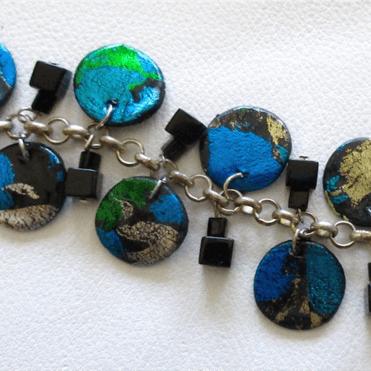 Foiled Bracelet featured