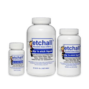 etchall dip 'n etch Liquid