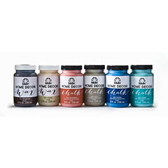 Plaid Chalk Paint