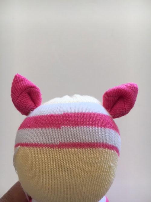This Little Piggy Sock Animal Illustration 10