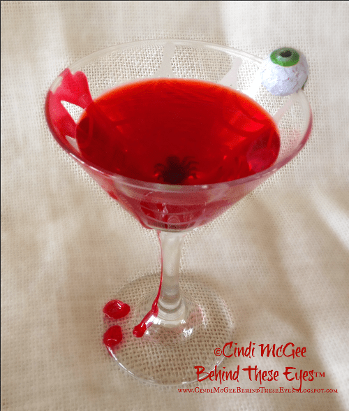 Creepy Cocktail (Filled)