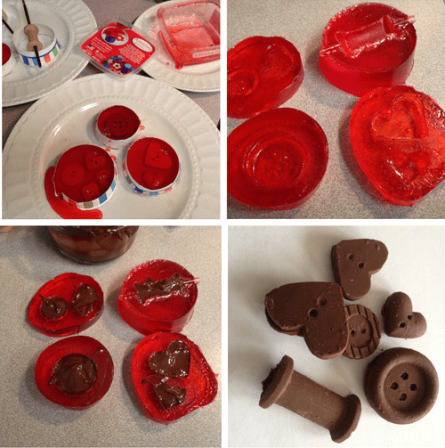 Chocolate Buttons HOW 2