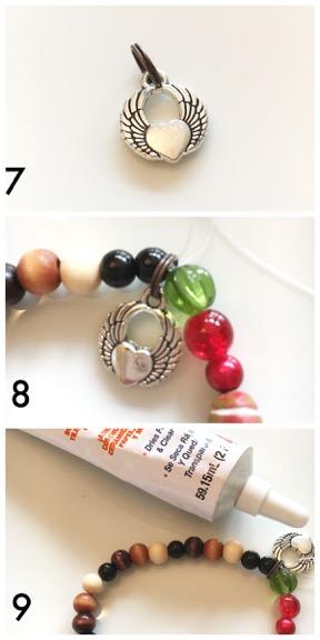 Memory Bracelet How To 3