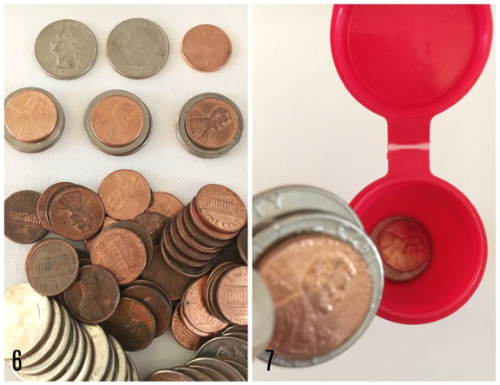 Smashed Penny Container 3
