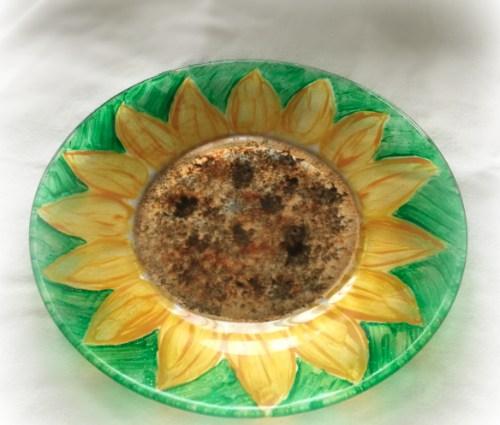 Sunflower Plate Hero