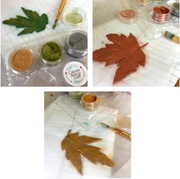 Leaves Pendant How 5