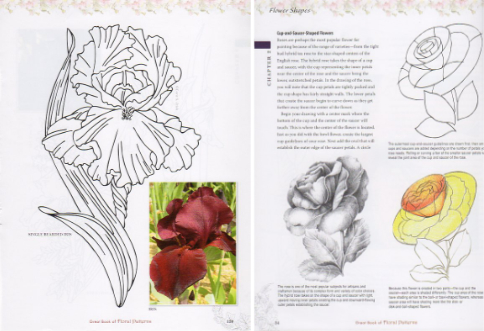 Great Book of Floral Patterns page 02