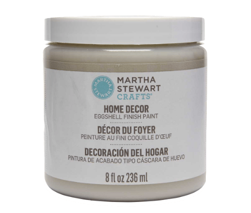 Martha Stewart Home Decor Eggshell Paint