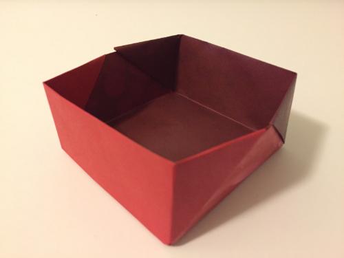 My interlocking box