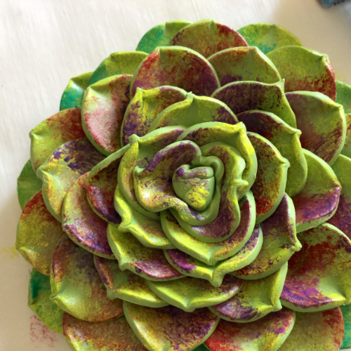 Succulent Pendant HOW 7