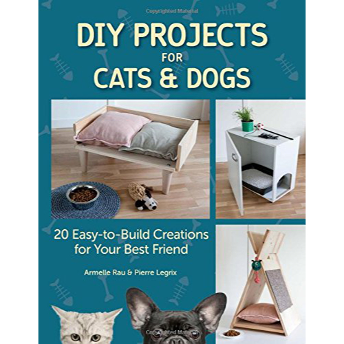 DIY Projects for Cats & Dogs