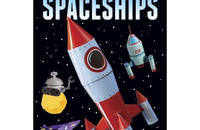 Make Your Own Press-Out Spaceships