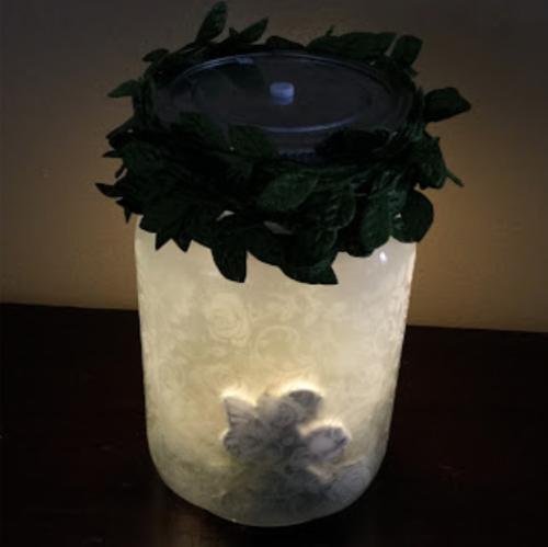 Captured Fairy Jar How 8