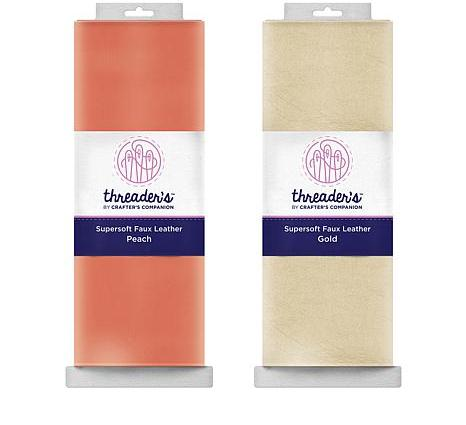 Threaders by Crafter's Companion Faux Leather