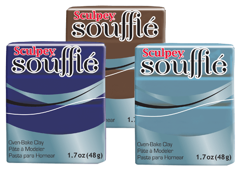 Sculpey Souffle Oven Bake Clay
