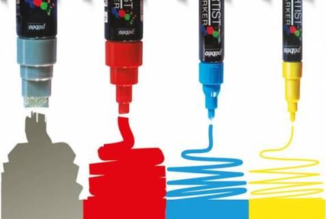 4Artist Oil-Based Markers