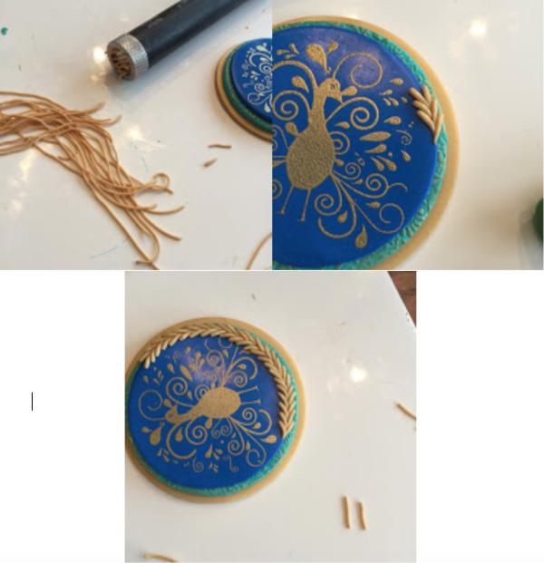 Peacock Pendant How 4