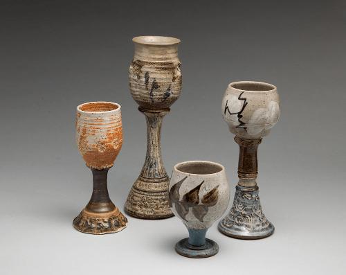 Cups by Cynthia Bringle