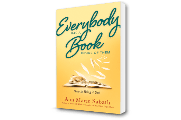 Everybody Has A Book cover