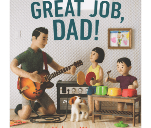 Great Job, Dad! cover