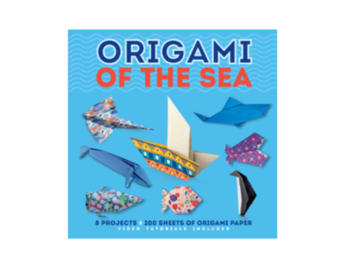 Origami of the Sea