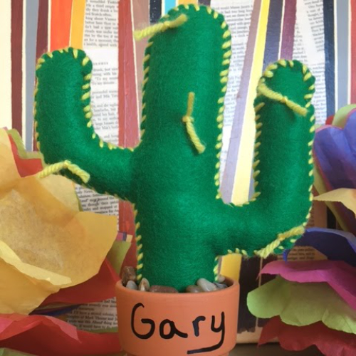 Potted Felt Cactus Placeholder 500SQ