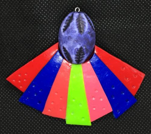 Color Fan Pendant