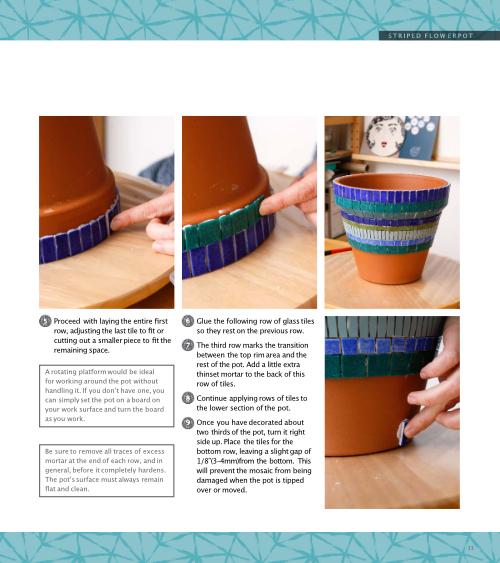 Flowerpot Instructions