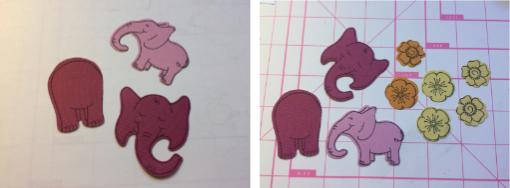 Elephant Love Card How 7-8