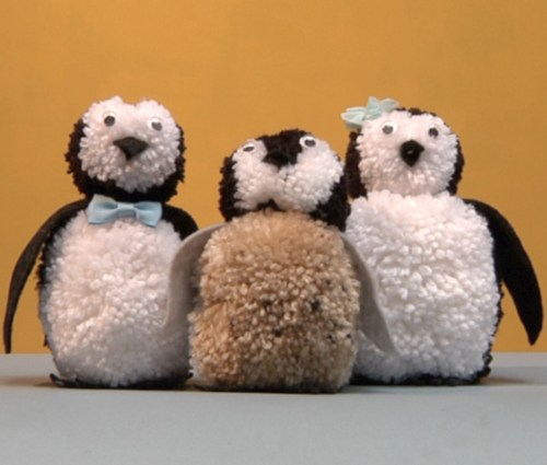 Pom Pom Penguins